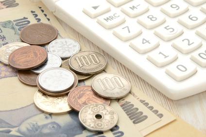 家計簿と投資資金